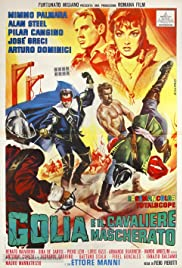 Hercules and the Masked Rider (1963) Poster - Movie Forum, Cast, Reviews
