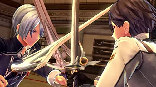The Legend of Heroes: Trails of Cold Steel III: Gameplay Trailer