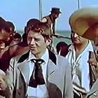 Alex Cressan, Curd Jürgens, and Jean Servais in Tamango (1958)
