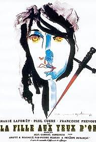 La fille aux yeux d'or (1961)