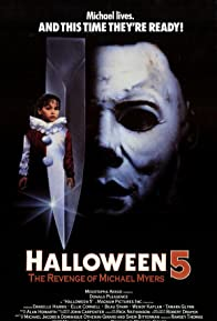Primary photo for Halloween 5: The Revenge of Michael Myers