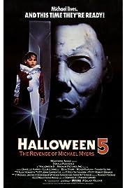 Halloween 5: The Revenge of Michael Myers (1989) film en francais gratuit