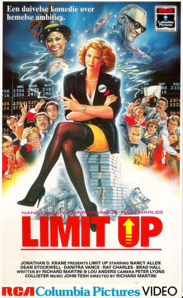 Nancy Allen, Ray Charles, and Danitra Vance in Limit Up (1989)