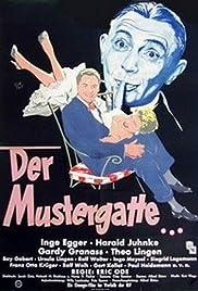 The Model Husband Poster