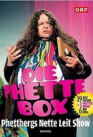 Phettbergs nette Leit Show Poster