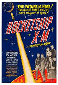 Primary photo for Rocketship X-M