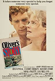 Candice Bergen and Ryan O'Neal in Oliver's Story (1978)