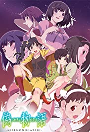 Nisemonogatari Poster - TV Show Forum, Cast, Reviews