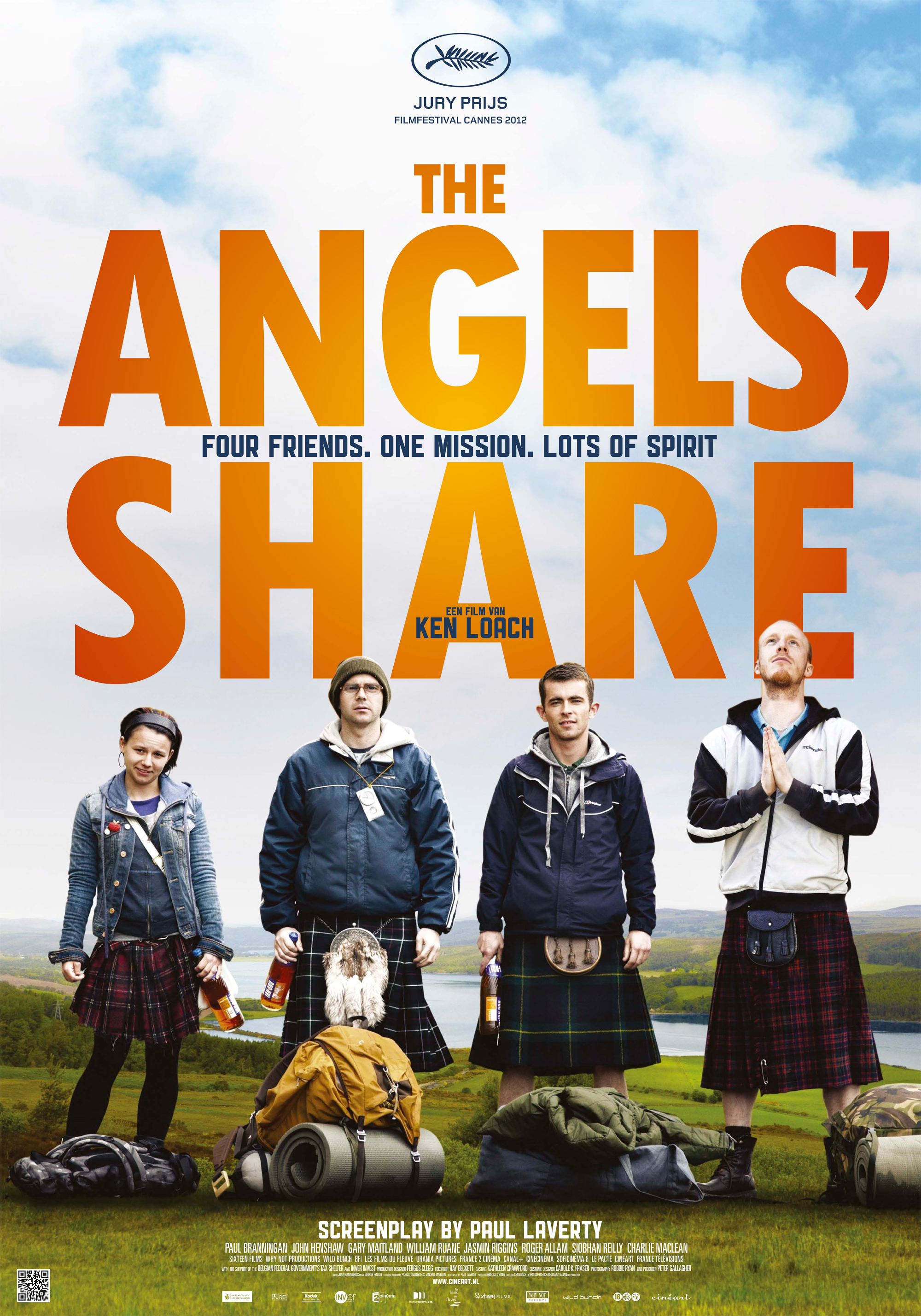 The Angels' Share (2012) - IMDb