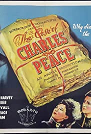 The Case of Charles Peace Poster