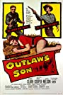 Outlaw's Son (1957) Poster