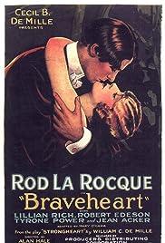 Braveheart(1925) Poster - Movie Forum, Cast, Reviews