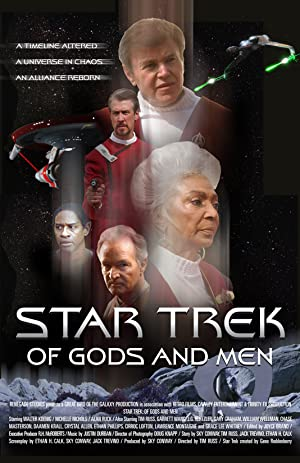 Where to stream Star Trek: Of Gods and Men