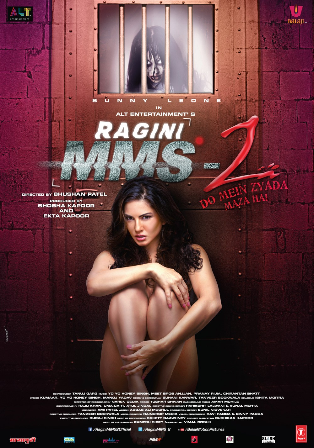 (18+) Ragini MMS 2 (2014) Hindi Movie 720p WEB-DL x264 AAC 778MB Download