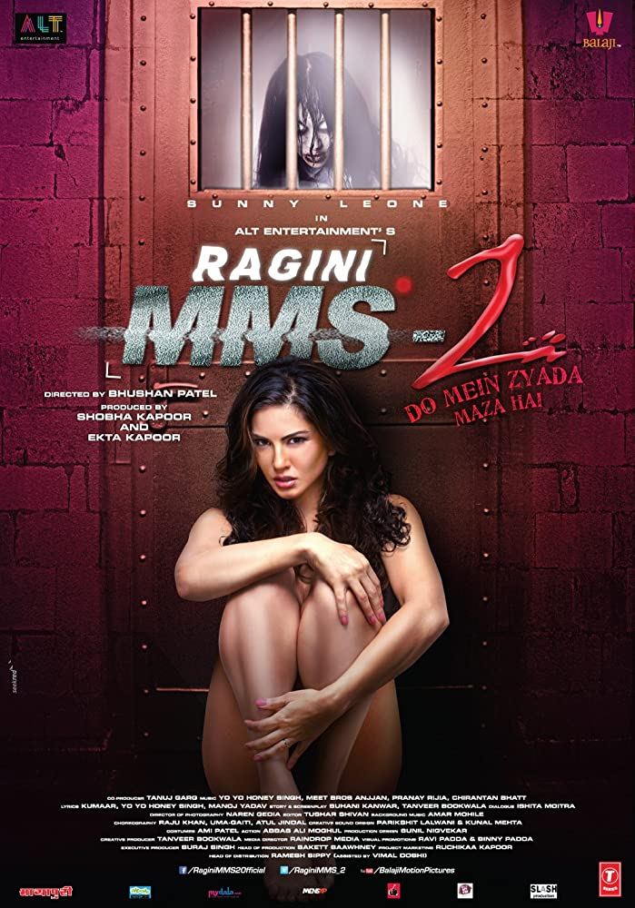 Ragini MMS 2 – 2014 Hindi Movie Zee5 WebRip 300mb 480p 900mb 720p 2GB 1080p