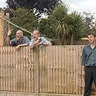 Matthew Gravelle, Joe Sims, and Andrew Buchan in Broadchurch (2013)