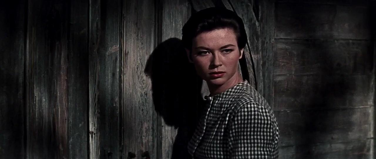 Gia Scala in The Guns of Navarone (1961)