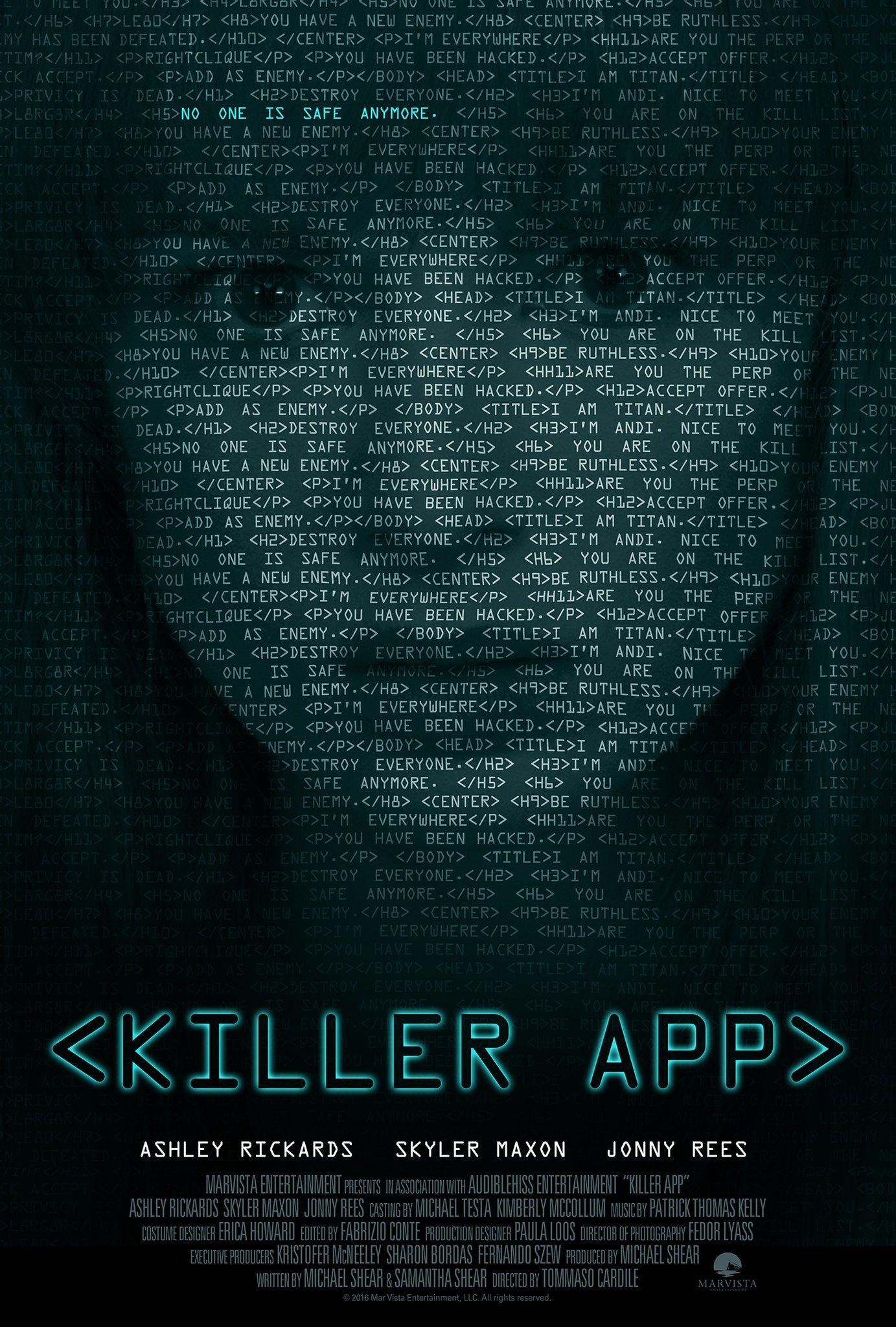 killer app 2017 imdb