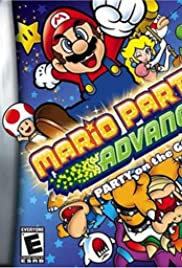 Mario Party Advance Poster