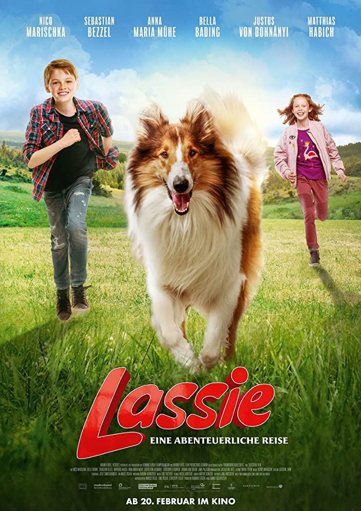 Lassie Come Home 2020 English 720p HDRip 800MB Download