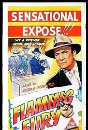 Flaming Fury Poster