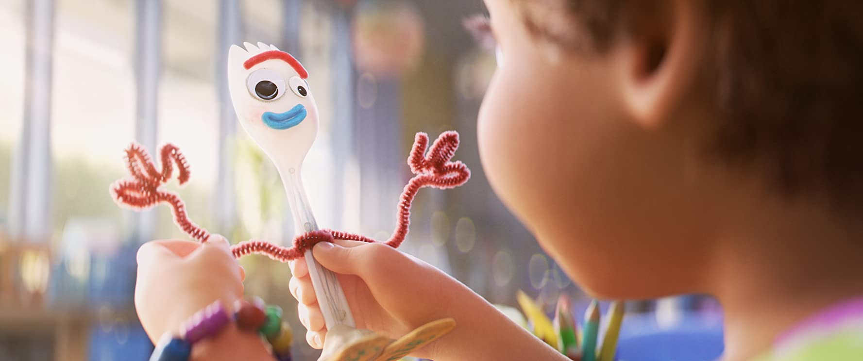 Tony Hale in Toy Story 4 (2019)