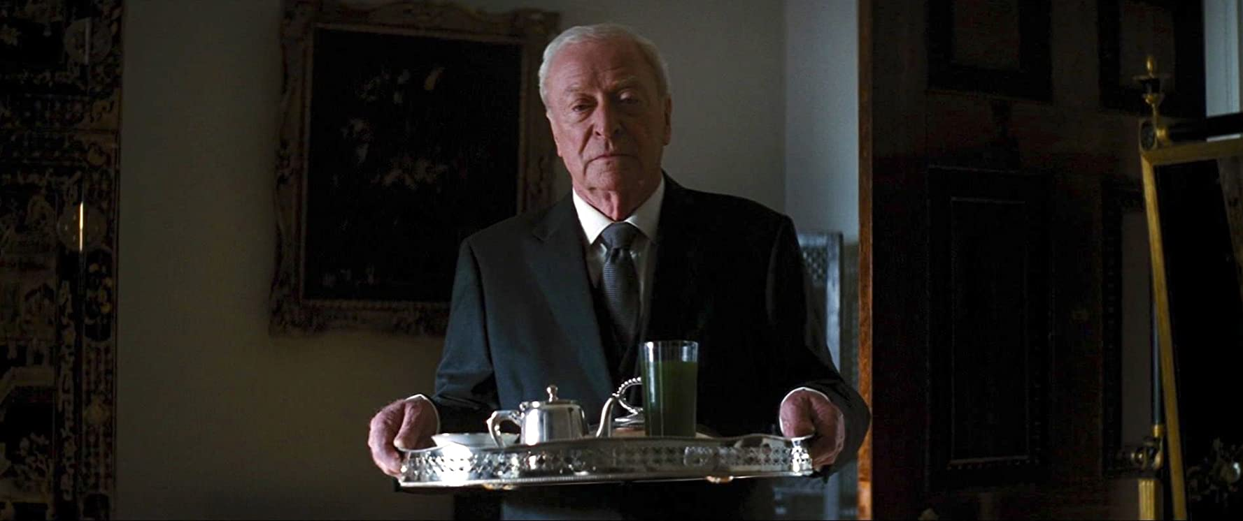 Michael Caine in The Dark Knight Rises (2012)