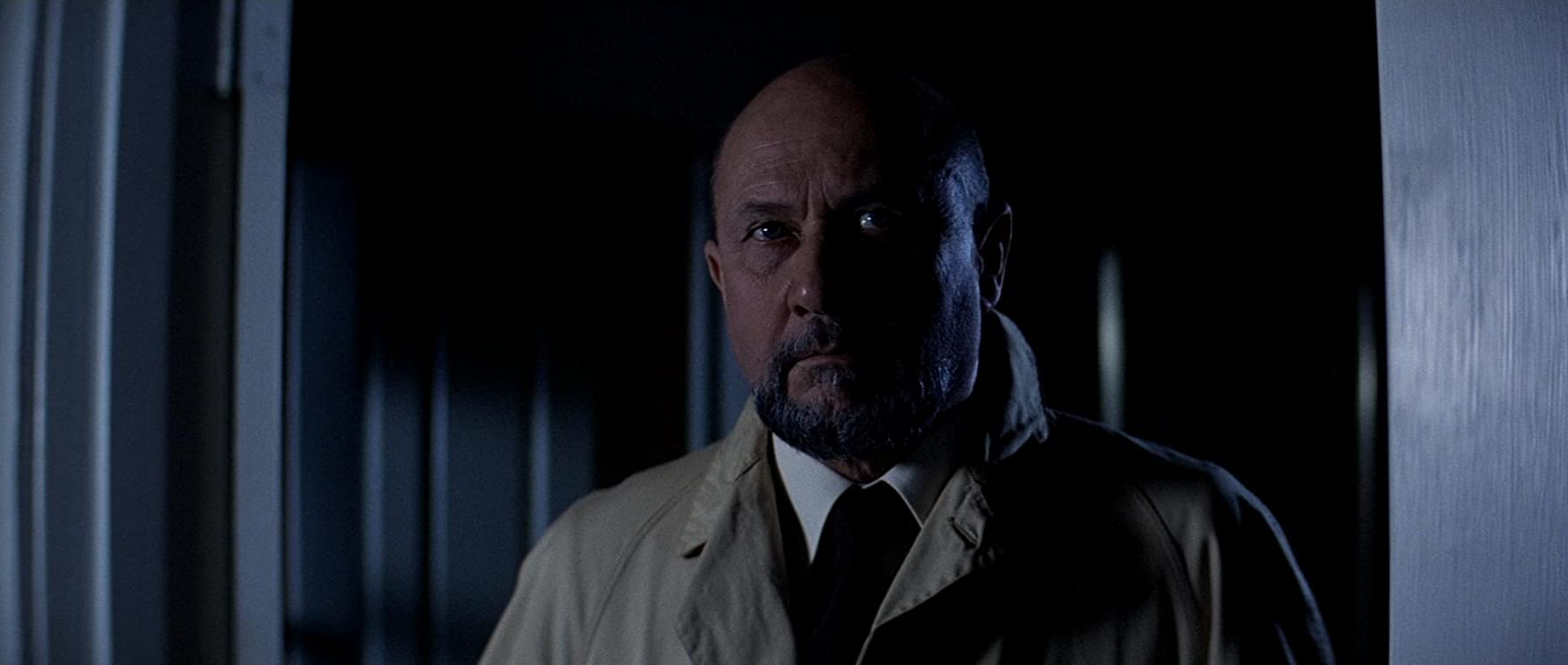 Donald Pleasence in Halloween (1978)