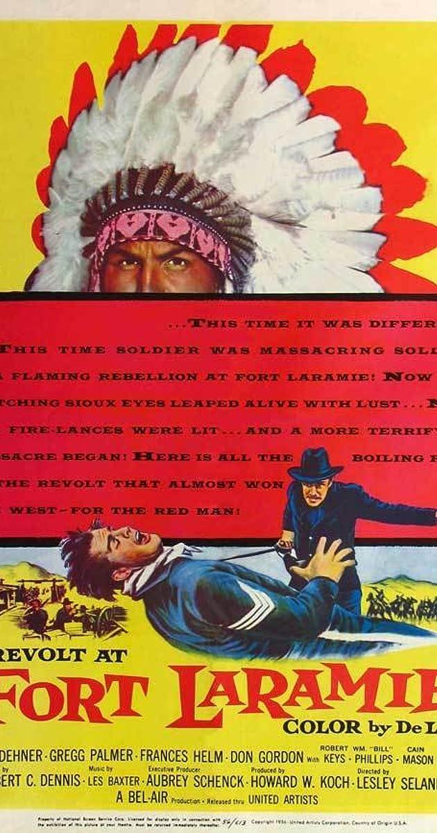 Revolt at Fort Laramie (1957) Subtitles