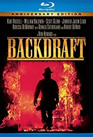 Backdraft: The Explosive Stunts Poster