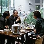 Alfred Cheung, Andy Lau, and Hon-Lam Pau in Yu long gong wu (1991)
