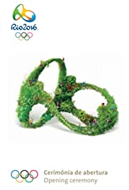 Rio 2016 Olympic Games Opening Ceremony Poster