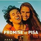 Shahine El-Hamus and Olivia Lonsdale in De belofte van Pisa (2019)