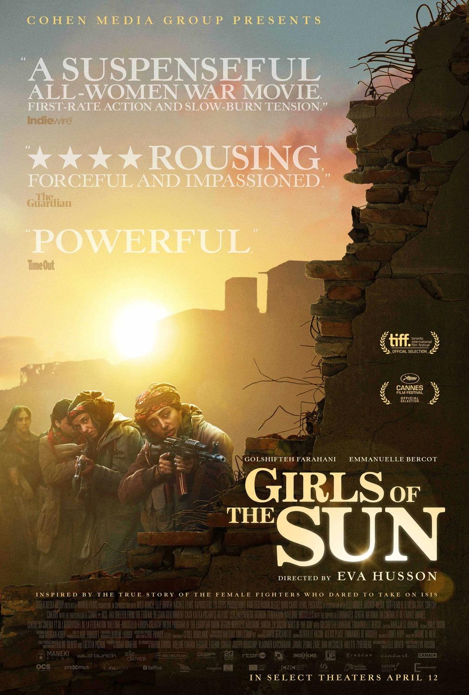 Filme Filhas do Sol Download