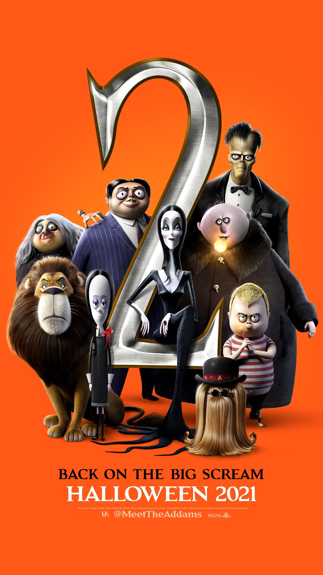 The Addams Family 2 (2021) - IMDb