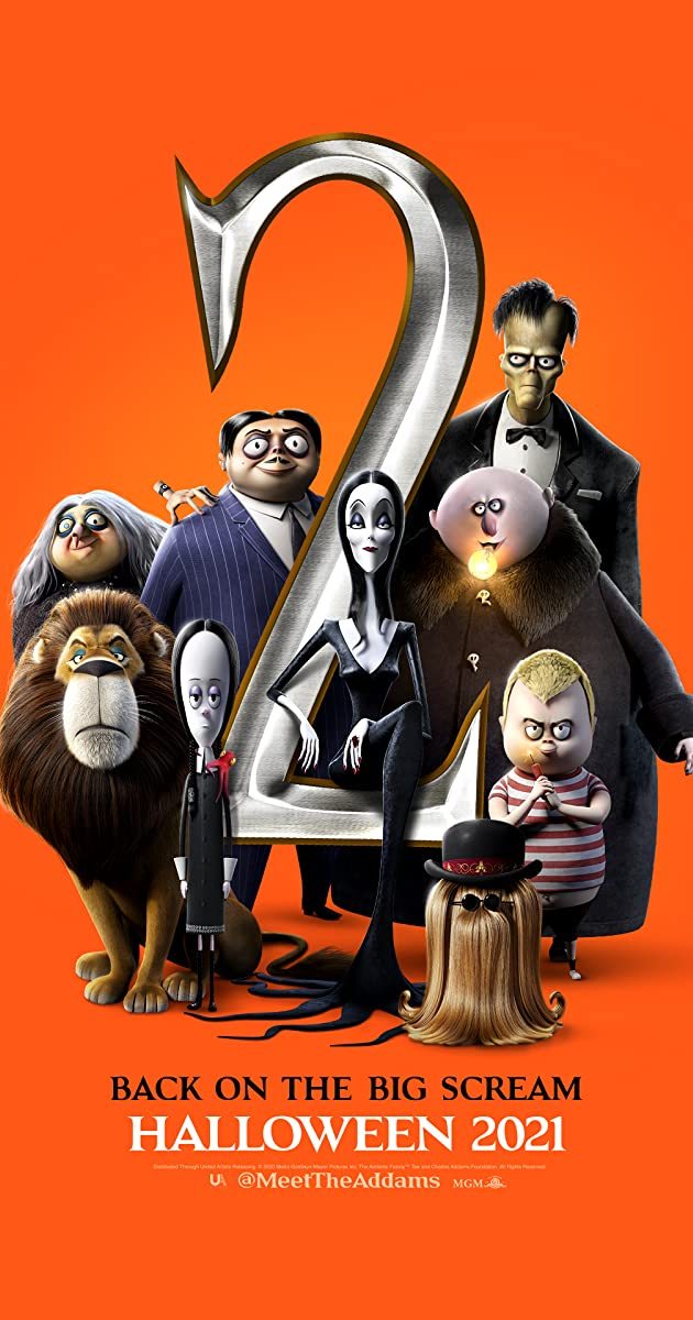 The Addams Family 2 2021 Trivia Imdb