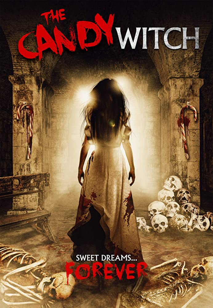 The Candy Witch (2020) English 720p HDRIp Esubs DL