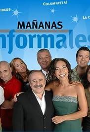 Mañanas informales Poster