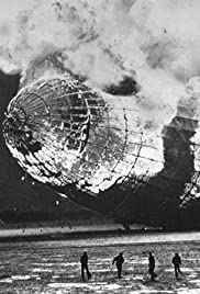 Hindenburg Disaster Newsreel Footage Poster
