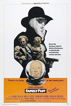 Family Plot Poster Image