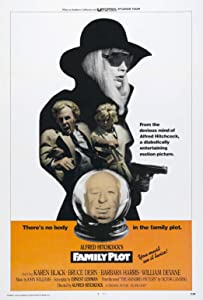Best free psp movie downloads Family Plot by Alfred Hitchcock [420p]