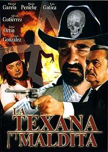 New movie 1080p free download La Texana maldita [BluRay]