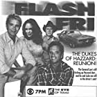 Catherine Bach, James Best, John Schneider, and Tom Wopat in The Dukes of Hazzard: Reunion! (1997)