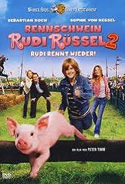 Hinter den Kulissen von 'Rennschwein Rudi Rüssel 2' Poster