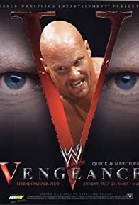 Primary photo for WWE Vengeance