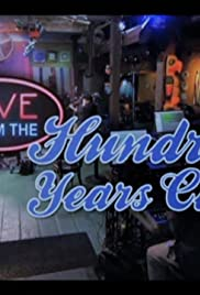 Live from the Hundred Years Café Poster