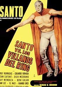 Must watch new comedy movies Santo el enmascarado de plata vs los villanos del ring Mexico [1280x720]