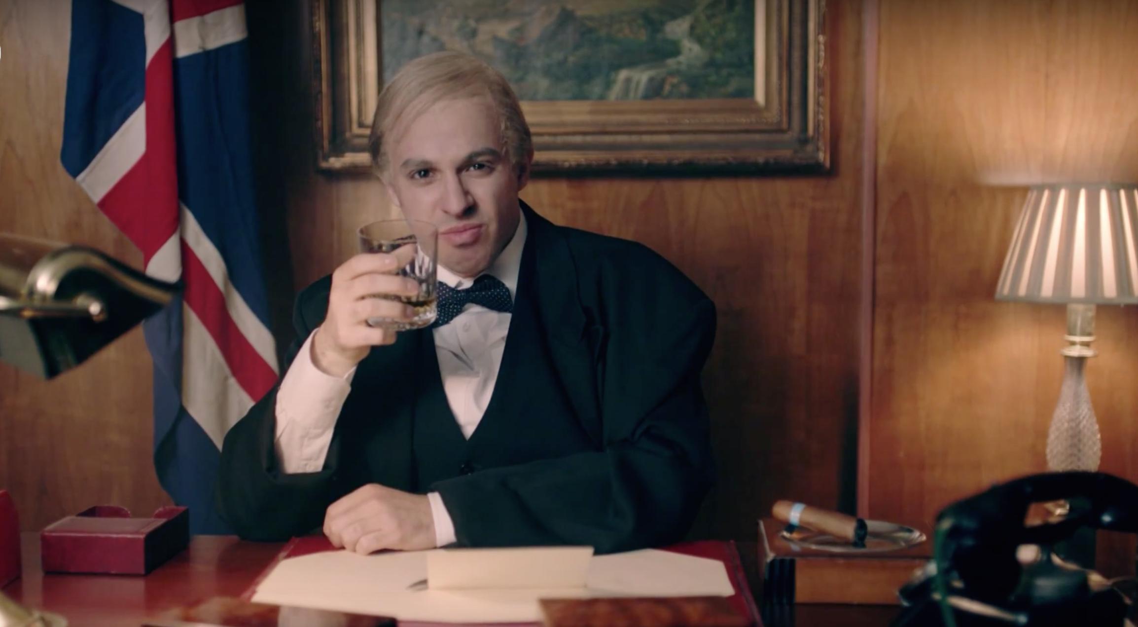 Simon Bird in Drunk History: UK (2015)