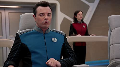 The Orville: The Orville Sets Course To The Next Destination