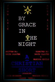 David Slayter, Jacob McGregor, Marissa Falsone, and Chanse Tekell in By Grace in the Night (2020)